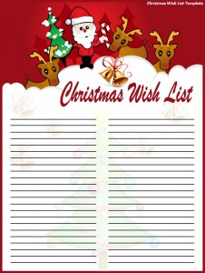List Templates Excel Word Templates
